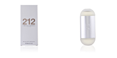 Carolina Herrera 212 edt vaporizador 60 ml
