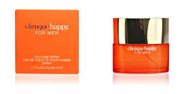 Clinique HAPPY MEN eau de colonia vaporizador 50 ml