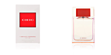 Carolina Herrera CHIC eau de perfume vaporizador 80 ml