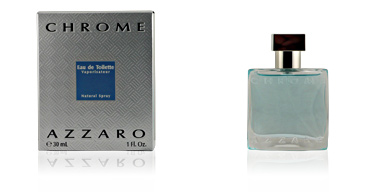 Azzaro CHROME eau de toilette vaporizador 30 ml