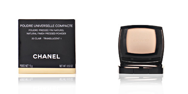 Chanel POUDRE UNIVERSELLE compacte #20-clair 15 gr