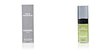 Chanel POUR MONSIEUR eau de toilette vaporizador 100 ml