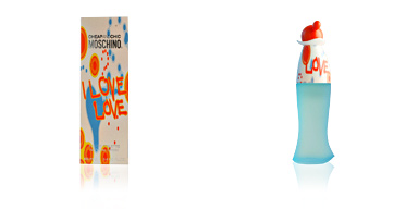 Moschino CHEAP & CHIC I LOVE LOVE edt vaporizador 100 ml