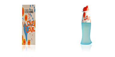 Moschino CHEAP & CHIC I LOVE LOVE edt vaporizador 100 ml