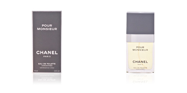 Chanel POUR MONSIEUR eau de toilette conc vaporizador 75 ml