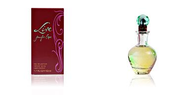Jennifer Lopez LIVE eau de perfume vaporizador 50 ml