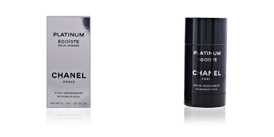 Chanel EGOISTE PLATINUM deo stick 75 ml