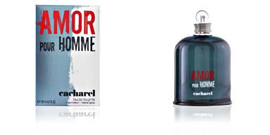 Cacharel AMOR HOMME eau de toilette vaporizador 125 ml
