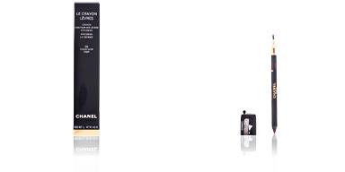 Chanel LE CRAYON lèvres #09-rouge noir 1 gr