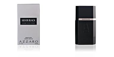 Azzaro SILVER BLACK edt zerstäuber 100 ml