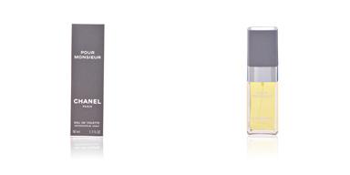 Chanel POUR MONSIEUR eau de toilette vaporizador 50 ml
