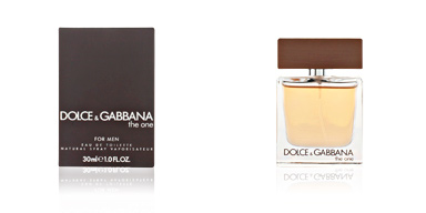 Dolce & Gabbana THE ONE MEN edt vaporizador 30 ml