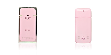 Givenchy PLAY FOR HER eau de perfume vaporizador 50 ml