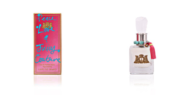 Juicy Couture PEACE. LOVE AND JUICY eau de perfume vaporizador 30 ml