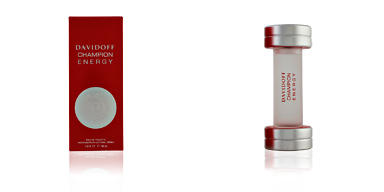 Davidoff CHAMPION ENERGY eau de toilette vaporizador 90 ml