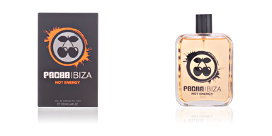 Pacha PACHA IBIZA HOT ENERGY MEN edt spray 100 ml