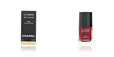 Chanel LE VERNIS #455-lotus rouge 13 ml