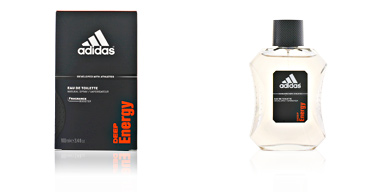 Adidas DEEP ENERGY edt vaporizador 100 ml