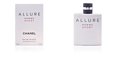 Chanel ALLURE HOMME SPORT edt spray 150 ml