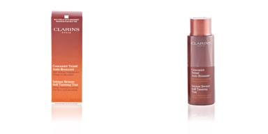 Clarins SUN concentré teinté autobronzant intense 125ml
