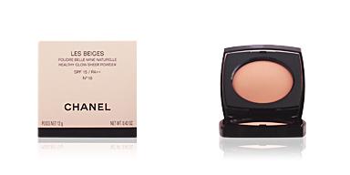 Chanel LES BEIGES poudre #10 12 gr