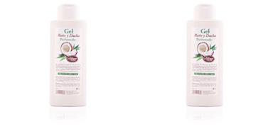 Nurana GEL DE BAÑO Y DUCHA perfumado coco 750 ml