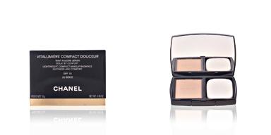 Chanel VITALUMIERE COMPACT DOUCEUR #20-beige 13 gr