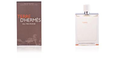 Hermes TERRE D'HERMES EAU TRES FRAICHE edt zerstäuber 125 ml