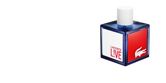 Lacoste LACOSTE LIVE eau de toilette vaporizador 40 ml