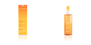 Clarins SUN spray solaire huile embellissante SPF30 150 ml