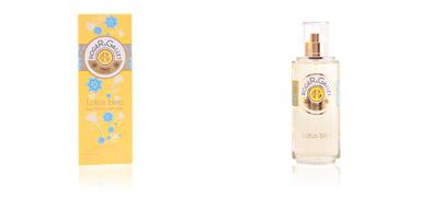 Roger & Gallet LOTUS BLEU eau fraîche parfumée vaporizador 100 ml