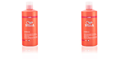 Wella ENRICH shampoo coarse hair 500 ml