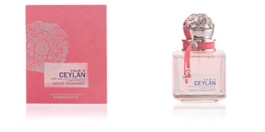 Adolfo Dominguez VIAJE A CEYLAN WOMAN edt vaporizador 100 ml