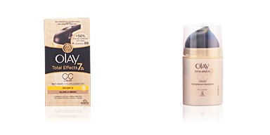 Olay TOTAL EFFECTS CC crème #medium 50 ml