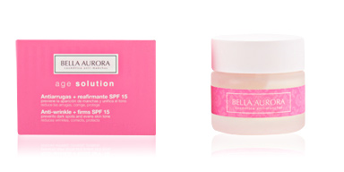 Bella Aurora BELLA AURORA AGE SOLUTION antiarrugas & reafirmante 50 ml
