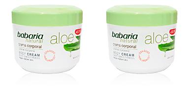 ALOE VERA 20% crema corporal reparadora 400 ml