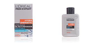 L'Oréal MEN EXPERT hydra energetic ice effect gel after shave 100 ml
