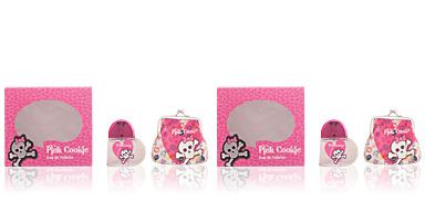 Cartoon PINK COOKIE LOTE 2 pz
