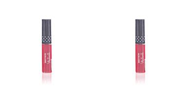 Beter MINNIE brillo de labios con destellos #rojo