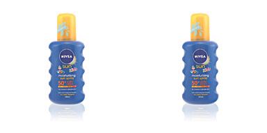 Nivea NIVEA SUN NIÑOS protector hidratante spray SPF50+ 200 ml