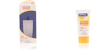 Nivea NIVEA SUN WHITENING protection face cream SPF50 50 ml