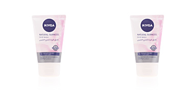 Nivea NATURAL FAIRNESS  face wash 100 ml
