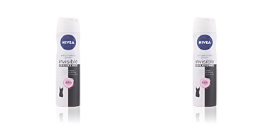 Nivea INVISIBLE FOR BLACK & WHITE WOMAN deo zerstäuber 150 ml