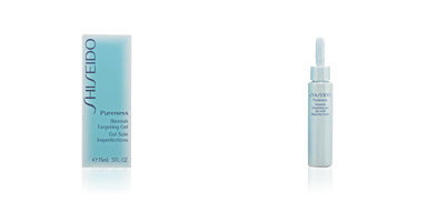Shiseido PURENESS blemish targeting gel 15 ml