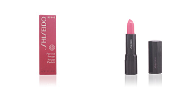 Shiseido PERFECT ROUGE lipstick #RS448-sensation 4 gr
