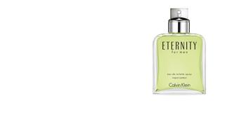 Calvin Klein ETERNITY MEN edt vaporizador 200 ml