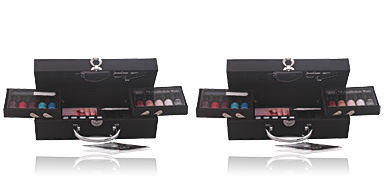 The Color Workshop BEAUTY PRO NAIL CASE # black 23 pz