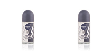 Nivea INVISIBLE FOR BLACK & WHITE MEN deo roll-on 50 ml