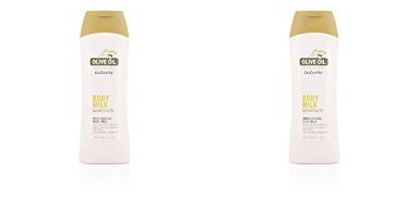 ACEITE DE OLIVA leche corporal hidratante 400 ml