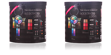 The Color Workshop ADDICTED TO COLOR COFFRET 86 pz